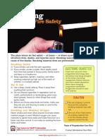 Smoking Safety