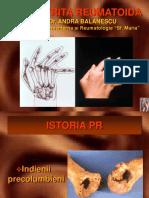 CURS 06-Poliartrita Reumatoida (Partea I)