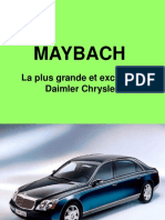 Maybach Daimler Chrysler