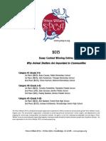 PWSPCA 2015 Essay Contest Winners e