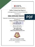 Vehicle Loan Financing by IIIFL