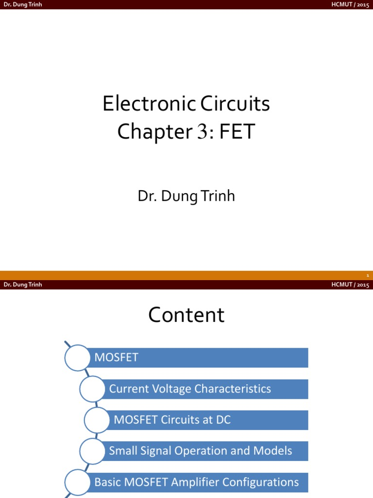 Electronic Circuit Slice Field Effect Transistor Mosfet Picture Of The Three Basics Electric Circuits Voltage Current