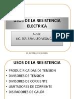 1usosdelaresistenciaelectrica-100405163340-phpapp01