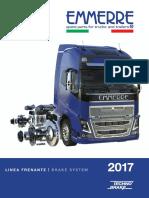 Emmerre Brake System Catalogue