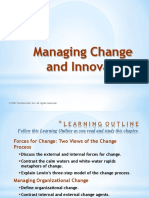 Innovation Change Management