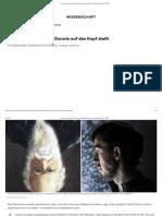 Naturwissenschaft_ Der Mann, Der Charles Darwin Auf Den Kopf Stellt - WELT