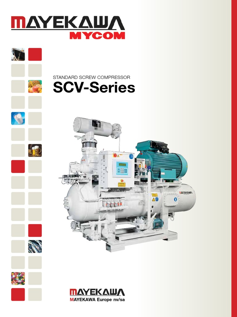 SCV Series | Energy Technology | Mechanical Engineering