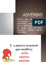 ADVERVIO PORTUGUES