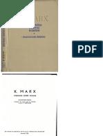 159158701 Karl Marx Insemnari Despre Rom