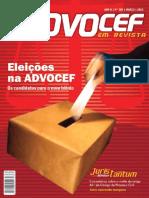 ADVOCEF EM REVISTA