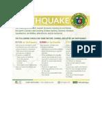 advisory for earthquake.docx
