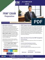 FRM 2015 Guide to Exam Prep