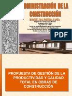 01 Administración de La Construcción 2015 25 Mayo