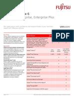 VMware vSphere 6 Standard, Enterprise, Enterprise Plus
