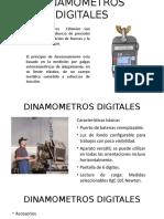 DINAMOMETROS DIGITALES