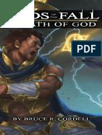 Cypher System - Breath of God