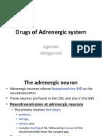 Adrenergic s