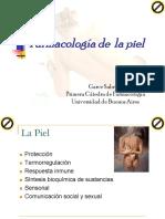 Farmacologia Piel