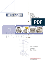 Ball Valve Catalogue