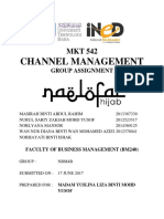 Naelofar Hijab Report - Final