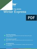 Winter Express 23231 Usd