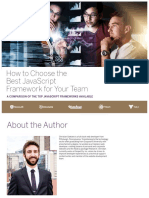 GrapeCityWijmo How to Select a JavaScript Framework 123