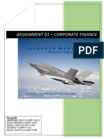 Assignment_Group 6 - Case Analysis (Investment Analysis and Lockheed Tristar)