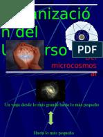 Organanizacion Del Universo