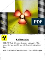 Radioactivity Revision