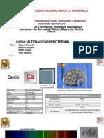 Origen y Formación, Minerales Asociados y Alteración