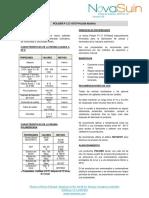 Ficha Tecnica Poliser P-117 ATIX - LA PATRONA