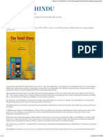 The Tamil Story_book Review