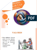 Valor y Axiolgoia