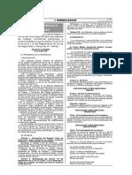DS-012-2014-TR Registro Unico Accidentes de Trabajo