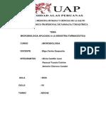 Monografia-microbiologia Aplicada a La Industria Farmaceutica