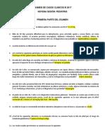 EXAMEN-SESION-8-7-17-PEDIATRIA-PRIMERA-PARTE
