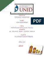 Informe Alcohol Yodado Rakel