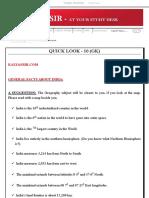 Kalyan Sir_ Quick Look - 10 (Gk)