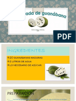 Mermelada de Guanábana