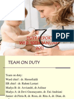 Duty Report 19 January 2015
