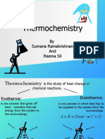 Thermo Chemistry Notes