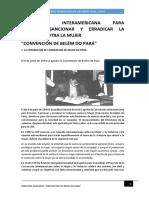 Convencion Interamericana Para Prevenir Trab