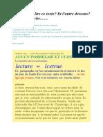 Cerveau Gauche - Mar