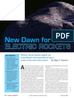 Eletric Rockets