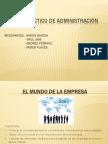 El Mundo de La Empresa X.P. PDF