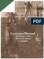 Asamblea Antiespecista de Madrid La Misma Libertad 50366764def17
