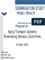 2002 04 FAA Wire Degradation Study