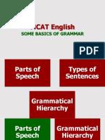 2. Basics About Grammar
