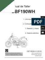Manual Cb190 Taller