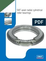 SKF Axial-radial CRB